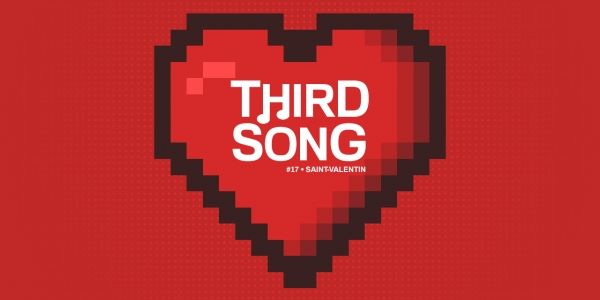 Third Song #17 - Saint-Valentin