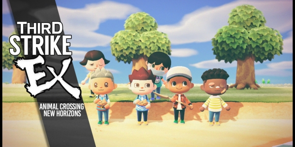 Third Strike #EX - Animal Crossing: New Horizons