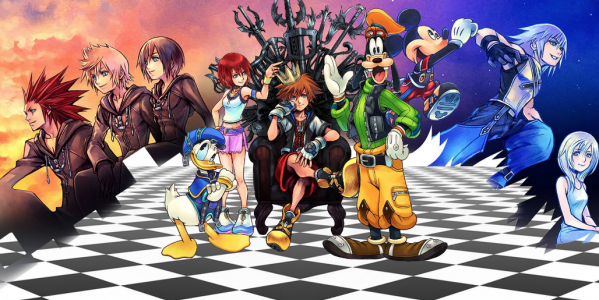 Third Song #3 - Kingdom Hearts
