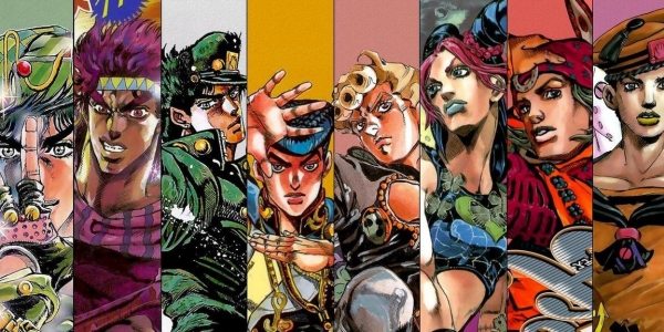 Third Emission #17 - Jojo's Bizarre Adventure